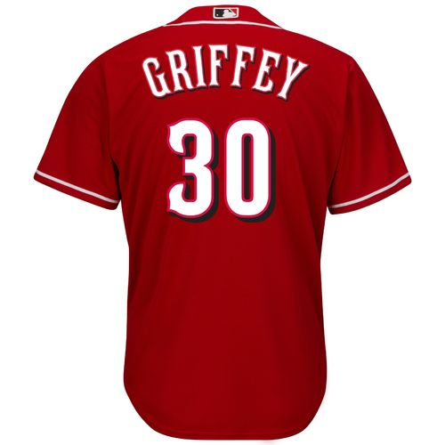 Majestic Men's Cincinnati Reds Ken Griffey Sr. #30 Cool Base Replica Jersey