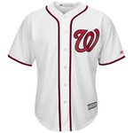 Majestic Men's Washington Nationals Danny Espinosa #8 Cool Base® Jersey - view number 3