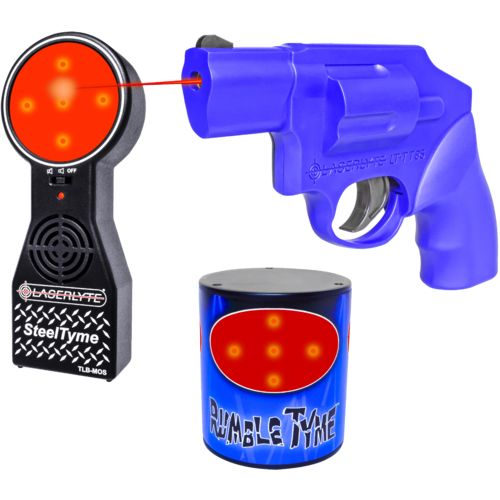 Display product reviews for LaserLyte Rumble & Steel Laser Trainer Kit