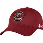 Under Armour™ Men's University of South Carolina Garment-Washed Cap
