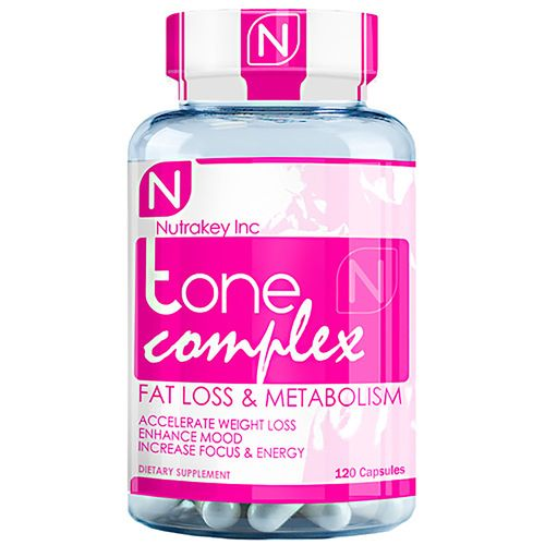 NutraKey Tone Complex Weight Loss Capsules