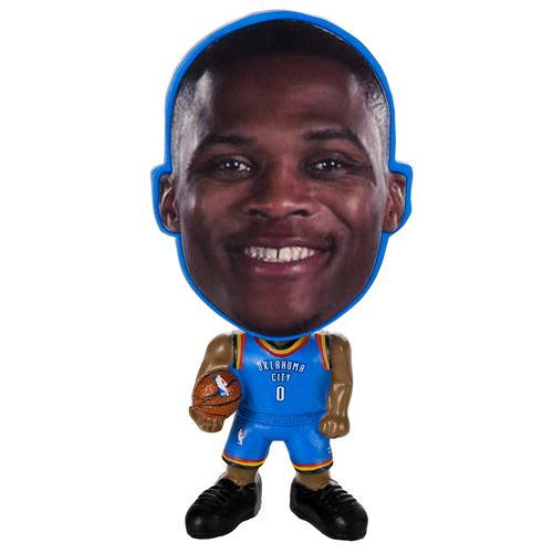 Forever Collectibles™ Oklahoma City Thunder Russell Westbrook #0 Flathlete Figurine