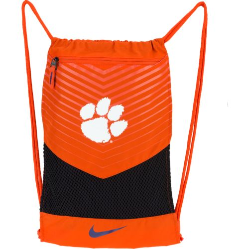 Nike Clemson University Vapor 2.0 Gym Sack