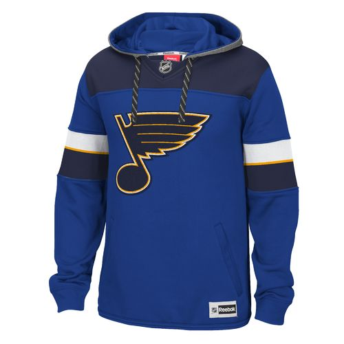 Reebok Men's St. Louis Blues Face Off Jersey