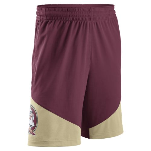 Nike Men's Florida State University Classics Basketball Short - view number 1