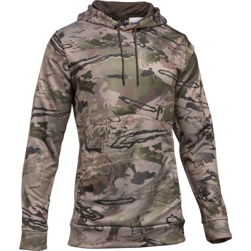 Under Armour Men's Franchise Camo Tall Hoodie