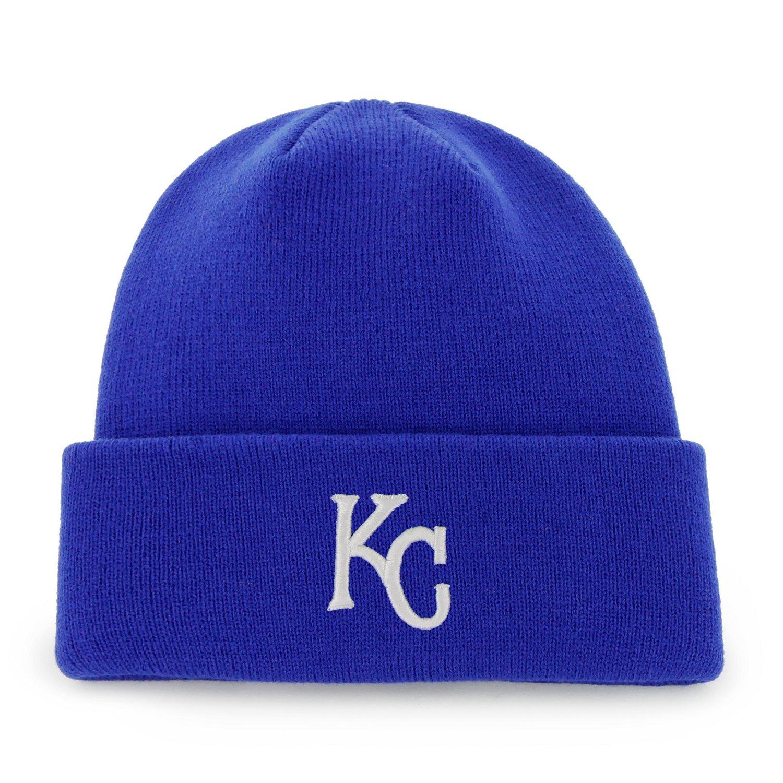 '47 Kansas City Royals Raised Cuff Knit Cap