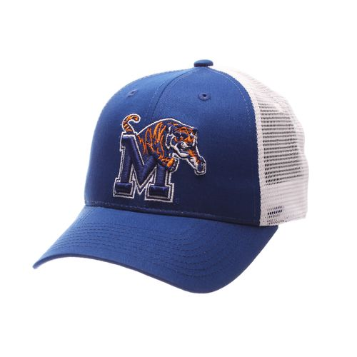 Zephyr Men's University of Memphis Big Rig 2 Cap