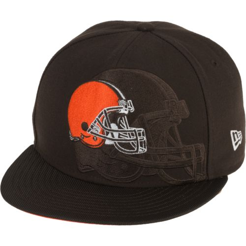 New Era Men's Cleveland Browns NFL16 59FIFTY Cap