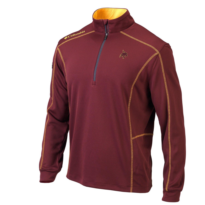 Columbia Sportswear™ Men's Texas State University Shotgun 1/4