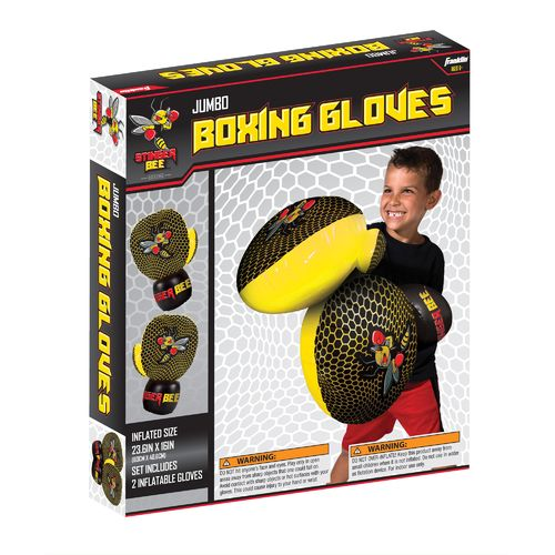 Franklin Stinger Bee Jumbo Boxing Gloves - view number 4