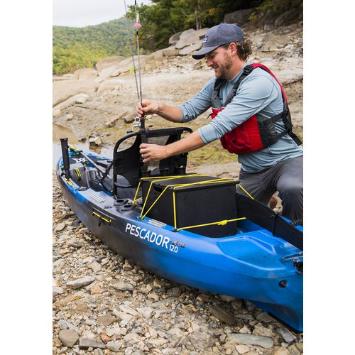 Perception Pescador Pilot 12' Sit-on-Top Pedal Kayak - view number 8