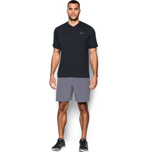 Under Armour Men's Threadborne V-neck Performance Top - view number 3