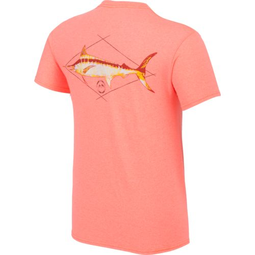 Magellan Outdoors™ Men's Tie Dye Marlin Short Sleeve T-shirt