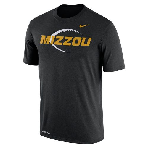 Nike™ Men's University of Missouri Dri-FIT Legend Icon 17 T-shirt