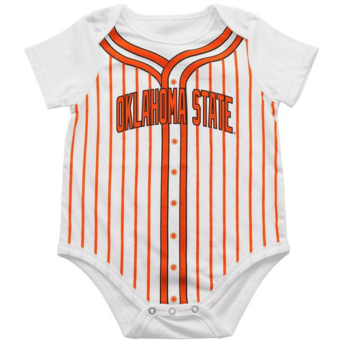 Colosseum Athletics™ Infant Boys' Oklahoma State University Fastball Onesie