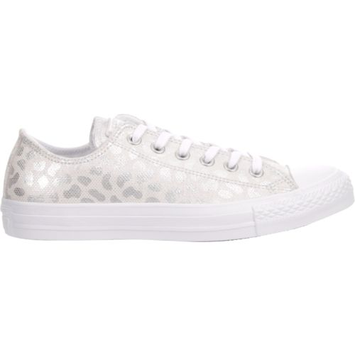 Converse Women's Chuck Taylor All Star Animal Glam Ox Shoes