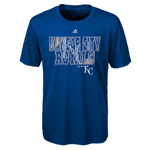 MLB Boys' Kansas City Royals Spark T-shirt