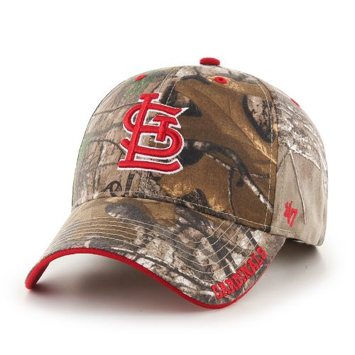 '47 St. Louis Cardinals Realtree Frost MVP Cap