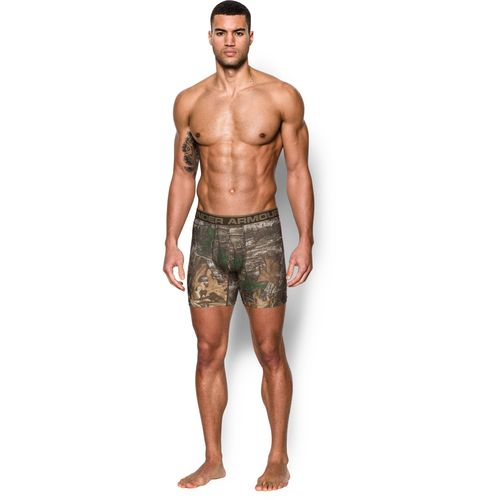 Under Armour Men's Original Series Camo Boxerjock Underwear - view number 4