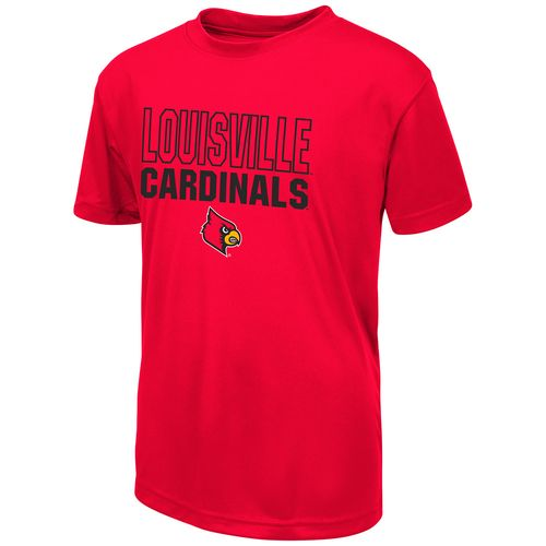 Colosseum Athletics Boys' University of Louisville Team Mascot T-shirt - view number 1