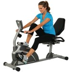 Exerpeutic 900XL Extended-Capacity Recumbent Exercise Bicycle - view number 8
