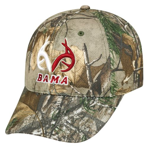 Top of the World Men's University of Alabama RTBX 3 Cap