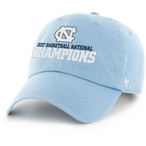 '47 Men's University of North Carolina 2017 NCAA Men's National Champions Clean Up Cap