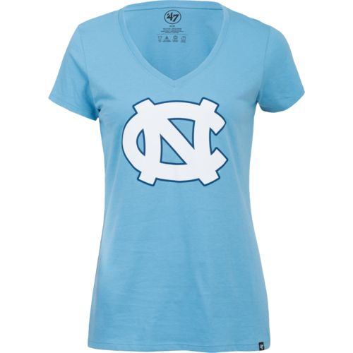 '47 University of North Carolina Women's Splitter V-neck T-shirt