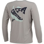 CCA Men's Performance Letter Logo Long Sleeve T-shirt - view number 2