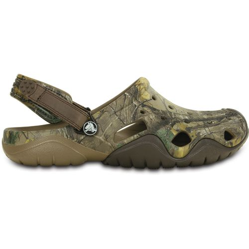 Crocs™ Men's Swiftwater Realtree Xtra® Clogs
