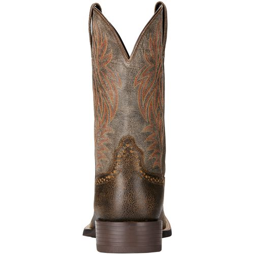 Ariat Men's Sport Western Wide Square Toe Roper Boots - view number 5