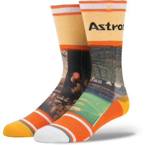 Stance Men's Houston Astros Astrodome Socks - view number 1