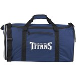 The Northwest Company Tennessee Titans Steel Duffel Bag - view number 2