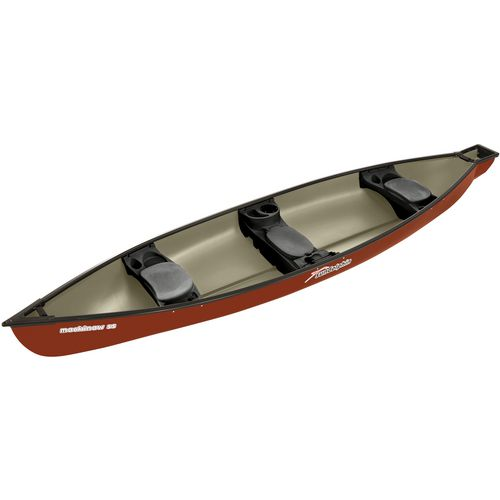 Sun Dolphin Mackinaw 15.6 ft 3-Person Square-Stern Canoe - view number 2
