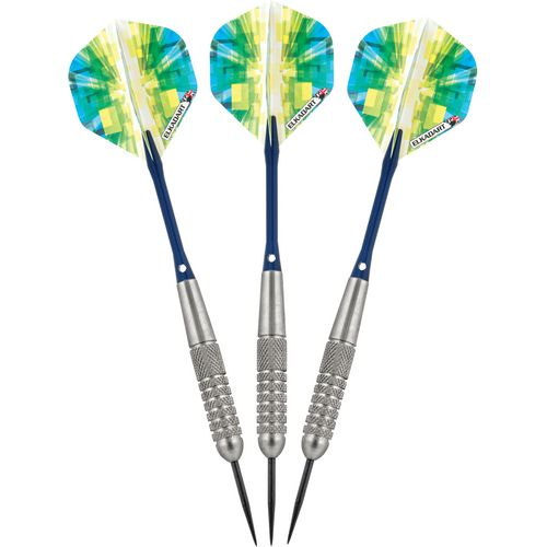 Elkadart Prism Ringed 22 g Steel-Tip Darts 3-Pack