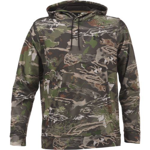 Under Armour Men's Storm Camo Hunting Hoodie