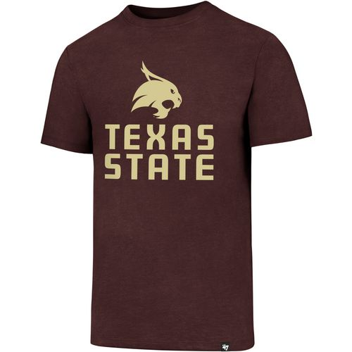 '47 Texas State University Logo Club T-shirt