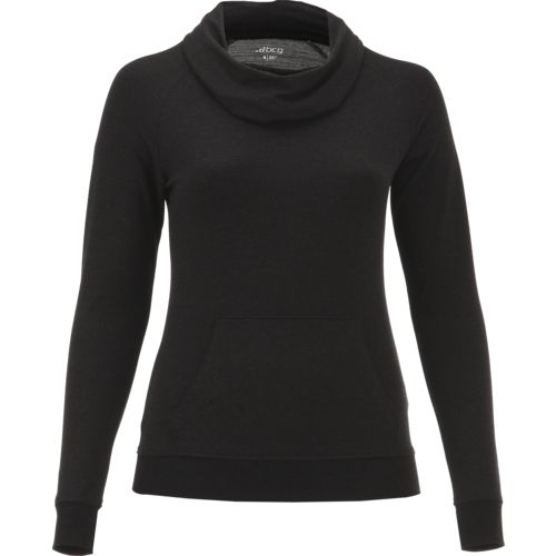 BCG Women's Funnel Neck Pullover