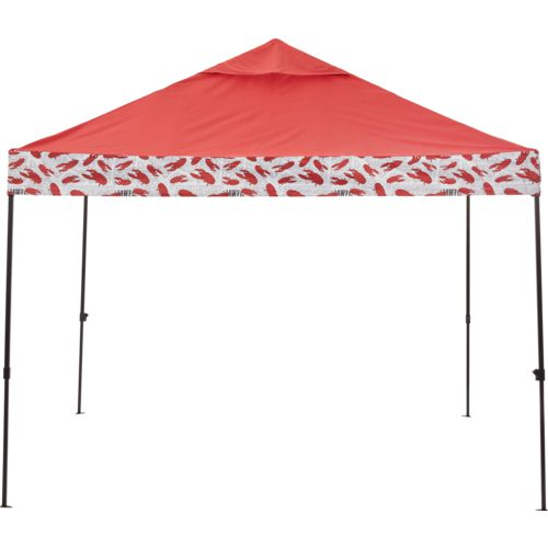 Display product reviews for Academy Sports + Outdoors Straight-Leg Crawfish 10 ft x 10 ft Canopy