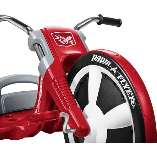 Radio Flyer Deluxe Big Flyer Performance Tricycle - view number 4