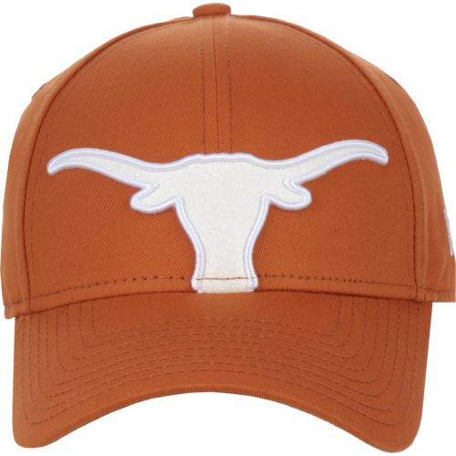 New Era Women's University of Texas 9FORTY Glitter Glam 3 Cap