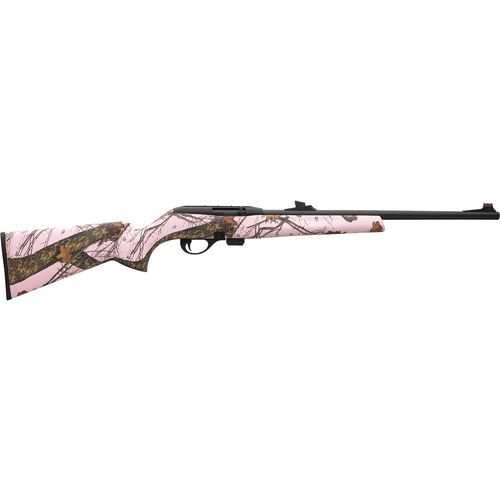Remington 597 Camo .22 LR Semiautomatic Rifle