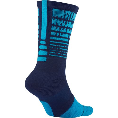 Display product reviews for Nike Men's Elite 1.5 Graphic Crew Basketball Socks