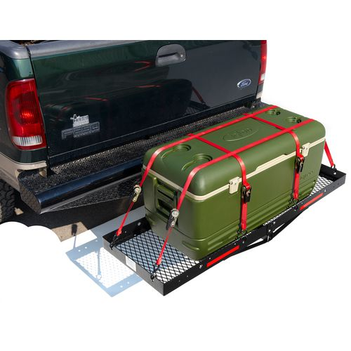 Display product reviews for Larin Rear Cargo Carrier with Cage Net