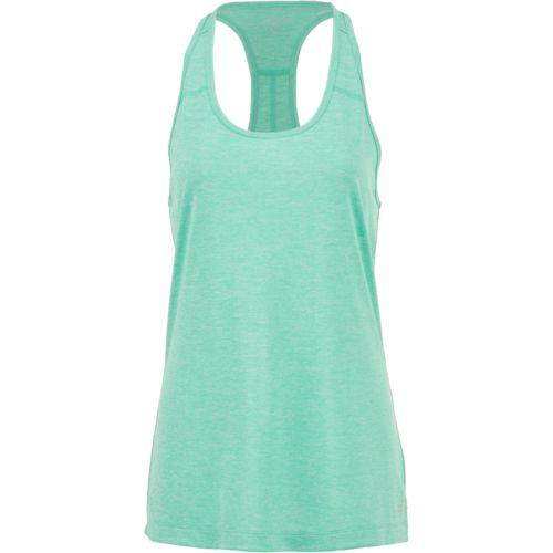 BCG Women's Melange Turbo Racer Tank Top