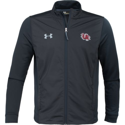 Under Armour Men's University of South Carolina Terry Full Zip Jacket