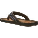 O'Rageous Men's Burnished Denim Flip-Flops - view number 3