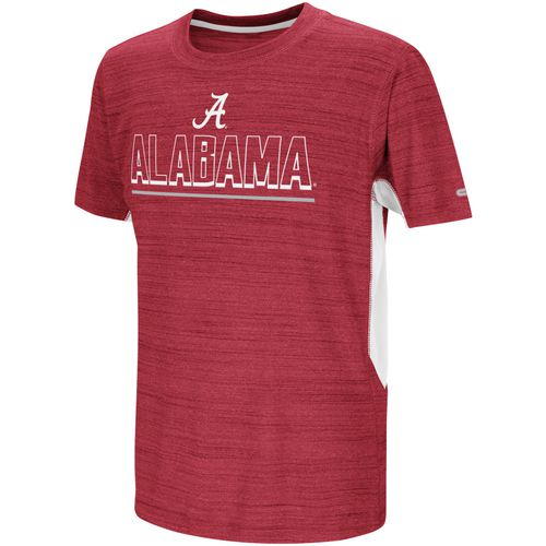 Colosseum Athletics Kids' University of Alabama Over The Fence T-shirt