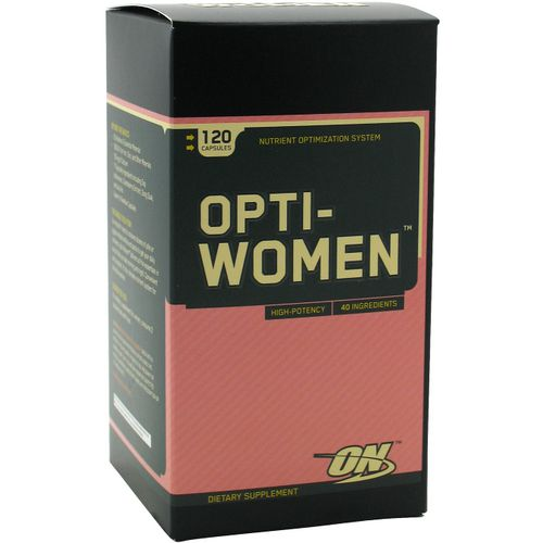 Optimum Nutrition Opti-Women Capsules - view number 1